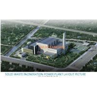Wholesale MSW Household Schools Trash Burning Waste To Energy Incineration Plant from china suppliers