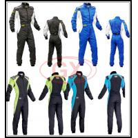 China Go Kart Accessory Go Kart Suits Karting Cloth Kart Riding Suits on sale