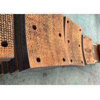 Wholesale Non-ASBESTOS WOVEN BRAKE BLOCKS WOVEN BRAKE LINING FOR OIL WELL BRASS INSIDE from china suppliers