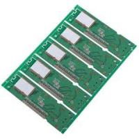 Buy cheap Lead Free HASL double-sided pcb Board Thickness 1.6MM with fr4 base with ROHS from wholesalers