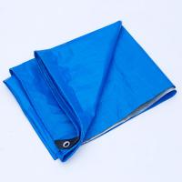 Wholesale Easy Folded PE Tarpaulin Sheet color Customized For Truck Cover / Boat Cover from china suppliers