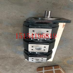 Wholesale Jinan Hydraulic Pump CBZ2050/2050 CBZ2063/2063 CBZ2080/2080 High Pressure Gear Pump CBZ Hydraulic Gear Pump from china suppliers