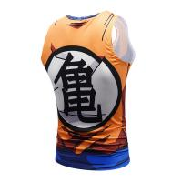 Wholesale 3D Dragon Ball Son Goku T Shirt from china suppliers