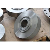 Wholesale Customized Forgings Rings Shaft For Pumping Industry Special ASTM B564 Nickel 200 UNS N02200 from china suppliers