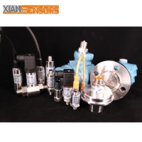 China High Reliability Fuel Level Transmitter Water Level Pressure Sensor For Water Tanks on sale