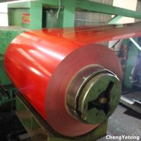 Wholesale Outdoor Building Material Coated Aluminum Coil , PET Film Laminated Coil Coated Aluminium from china suppliers