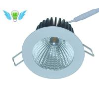 Wholesale High Power 50W Dimmable COB Led Downlight In Showcase Mall , Energy Saving from china suppliers