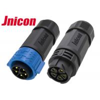 Wholesale 5 Pin Waterproof Circular Connectors , Power Cable M25 Circular Connector IP67 from china suppliers