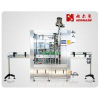 China Fully Automatic Beer Glass Bottling Machine For Medium Capacity Brewery on sale