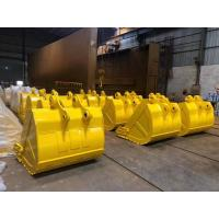 Wholesale Custom Size Excavator Digging Bucket 0.4-8m3 Capacity Q345B Material For Backhoe from china suppliers