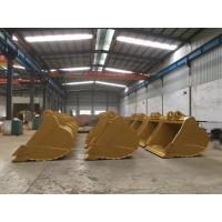 Wholesale Mining Use 13 Ton Excavator Buckets , Mini Excavator Cleanout Bucket 0.4-3 Cubic Meter from china suppliers