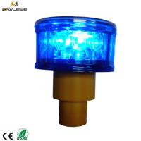 Wholesale Solar LED Warning Barricade Light with light sensor for roadway safety from china suppliers