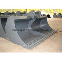 Wholesale 600-2200mm Width Ditch Cleaning Buckets Excavator Mud Bucket Wear Resistance from china suppliers