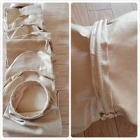 Wholesale Durable High Temperature Filter Bags Fibreglass Oil Water Repellent Filter Bag from china suppliers