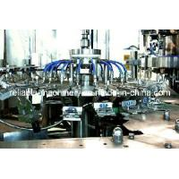 Wholesale 3 in 1 Liquid Water Filling Machine (rinser filler capper) Cgfa Series from china suppliers