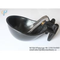 Buy cheap 1.6L Black Cast Iron Cow Drinking Bowl Dairy Raising Equipment Auto Drinking from wholesalers