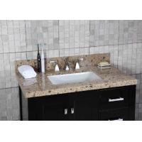 Wholesale 49 Inch Custom Bathroom Vanity Tops , Bathroom Sink Countertop  Units from china suppliers