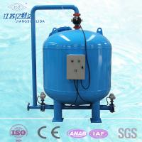 Rapid Speed Multi Layer Sand Filter Tank Swimming Pool Water Filtration 103852592