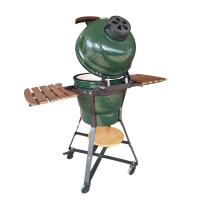 Wholesale Cast Iron Classic Kamado Grill  8-10 People Type High Pressure Protection Device from china suppliers