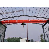 Wholesale Workshop Movable Monorail Single Girder Overhead Crane 5 Ton from china suppliers