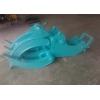 Mechanical Wood Grapple Log Grapples for Excavators Kobelco SK80