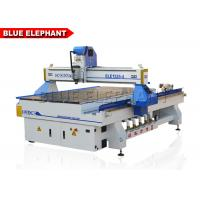 ELE 1325 4 Axis CNC Woodworking Machine , wood cnc router 3d for door ...
