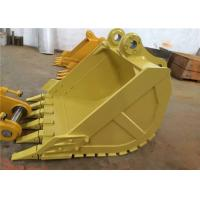Wholesale Heavy Duty Excavator Bucket , Earthmoving Cat Ditching Bucket For Excavator from china suppliers