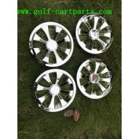 "Wholesale 8"" / 10"" Turbine Golf Cart Wheel Covers/hub Caps , wheels For Ez-go / Yamaha from china suppliers"