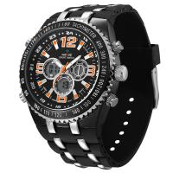 multi functional mens analog digital sport watches brand