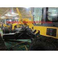 China Compact GR135 130HP 11000kg Tractor Road Grader / Small Motor Grader on sale