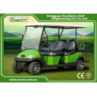 Wholesale 6 Passenger Electric Golf Carts , 48V Trojan Battery Golf Buggy Car from china suppliers
