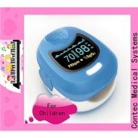 Wholesale Color Fingertip Pulse Oximeter from china suppliers
