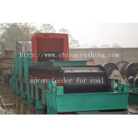 Wholesale Types of apron feeder for coal transport from china suppliers