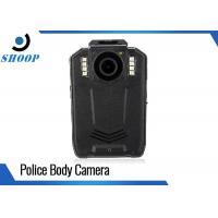 64G 1080P WIFI Body Camera , Multi - Functional Body Worn Video Recorder