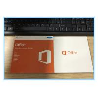 Wholesale Lifetime Warranty Microsoft Office Professional 2016 Product Key SKU - 269 - 16808 from china suppliers