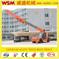 Wholesale 10 tons diesel crane for unloading marble slab from china suppliers