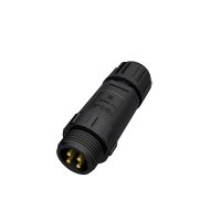 Wholesale Nylon PA66 Waterproof IP67 M14 5 pin Circular Connector Assembly Type from china suppliers