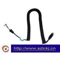 Indoor Telephone Handset Coil cable ( flat cable)