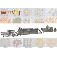 Wholesale Siemens PLC Control Snack Food Extruder Machine For Puffs / Pastry / Filled Snacks from china suppliers