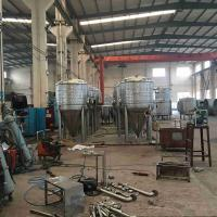 Wholesale Automatic Stainless Steel Beer Fermentation Equipment For Beer , Beverage from china suppliers