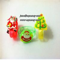 Wholesale Adjustable led silicone wristband as Christmas gift from china suppliers