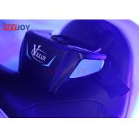 Quality Customized Design White Color VR Motorcycle Racing Game Simulator Machine With for sale