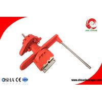 Wholesale F31 Steel LOTO Industrial Safety Lockout Tagout Universal Valve Lockouts from china suppliers