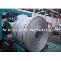 410S 409L 430 No.1 Surface Stainless Steel Strip Roll 1800mm , 2000mm Width Manufactures