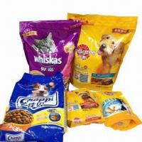 Wholesale PET Flexible Food Packaging/Pouch with Zipper, Laminated and Printed from china suppliers