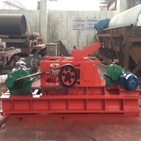 Wholesale 280kw Roll Crusher Machine AC Motor Type For Beneficiation from china suppliers