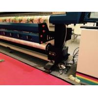 Wholesale 1440dpi Three Dx7 Heads Epson Wide Format Printers For Fabric , Iprint Rip 3.0 Software from china suppliers