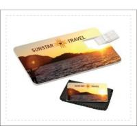 Wholesale Credit Card Shaped Usb Flash Drive USB 3.0 3 Year Warranty Color Customized from china suppliers
