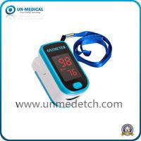 Wholesale Wuhan UN-medical LED Fingertip pulse Oximeter with 4 colors, low cost solution from china suppliers