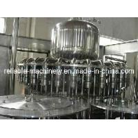 Wholesale Aseptic 250-200ml Juice Bottle Drink Filling Machine CGFR18-18-6 from china suppliers